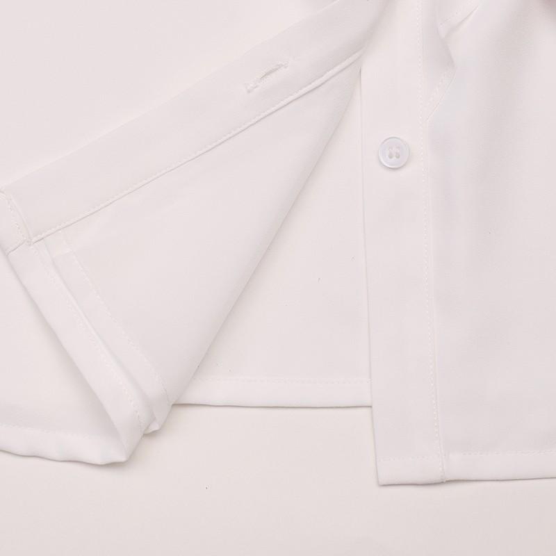 金苑2019年秋季新款优雅气质雪纺衫A931165