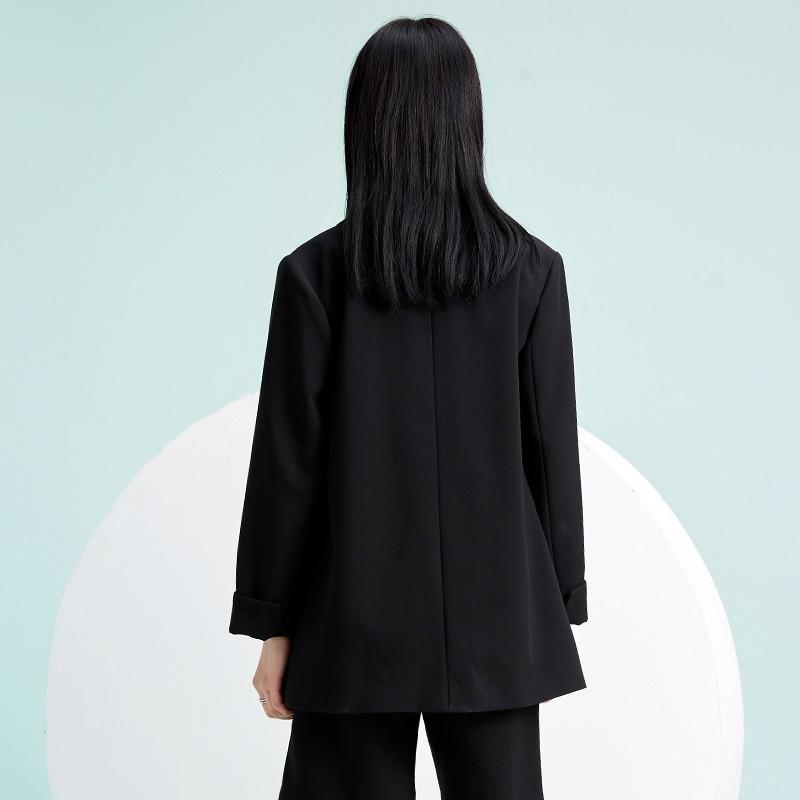 金苑西装外套女2020新款春装英伦风chic小西服女士小西装D20110110