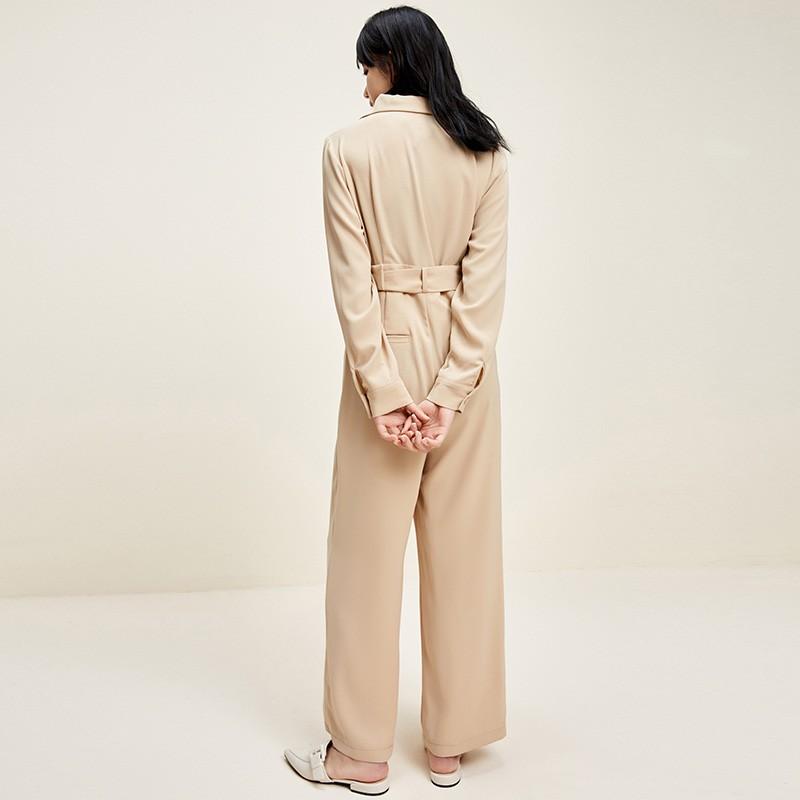金苑连体裤女2020新款春装韩版高腰工装风时尚气质连身裤G2011014